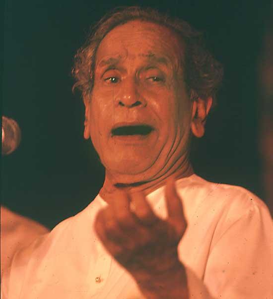 Pandit Bhimsen Joshi