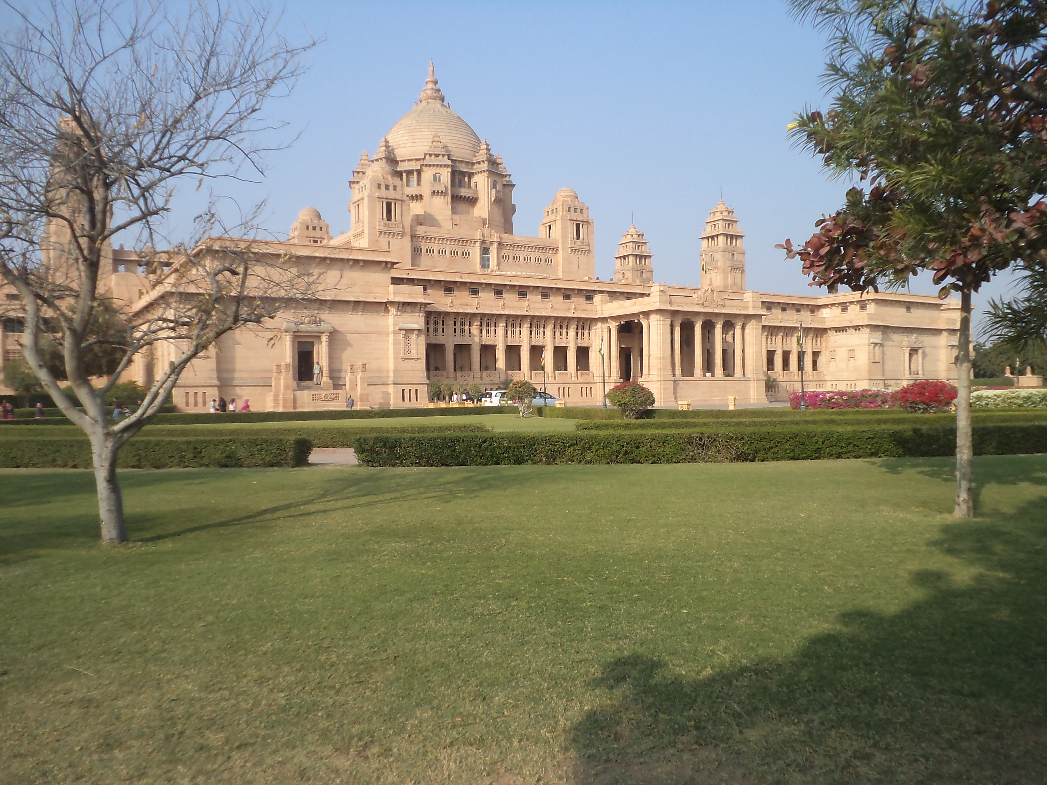 Umedh Bhawan Palace, Jodhpur